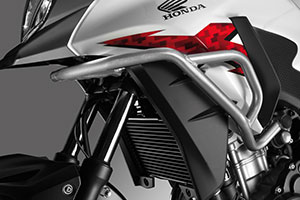 honda cb 500x engine guard